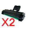 2 x Compatible Fuji Xerox Phaser 3200 3200MFP Toner Cartridge CWAA0747