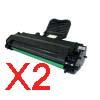 2 x Compatible Fuji Xerox Phaser 3200 3200MFP Toner Cartridge CWAA0747