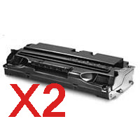 2 x Compatible Fuji Xerox Phaser 3155 3160 3160N Toner Cartridge CWAA0805