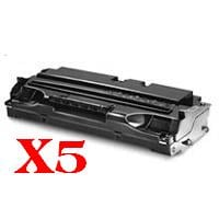 5 x Compatible Fuji Xerox Phaser 3155 3160 3160N Toner Cartridge CWAA0805