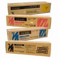 4 Pack Genuine Fuji Xerox DocuCentre C240 C320 C400 Toner Cartridge Set