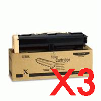 3 x Genuine Fuji Xerox DocuPrint P355d M355df Toner Cartridge Standard Yield CT201937